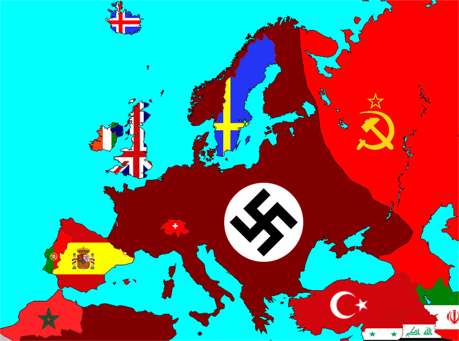 an overview of the dual results of the world domination and self deification of the nazi germany The failure of germany to achieve its objectives of destroying britain's air defences, or forcing britain to negotiate an armistice or an outright surrender, is considered its first major defeat and a crucial turning point in the second world war.