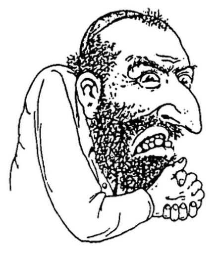 Image result for angry jew