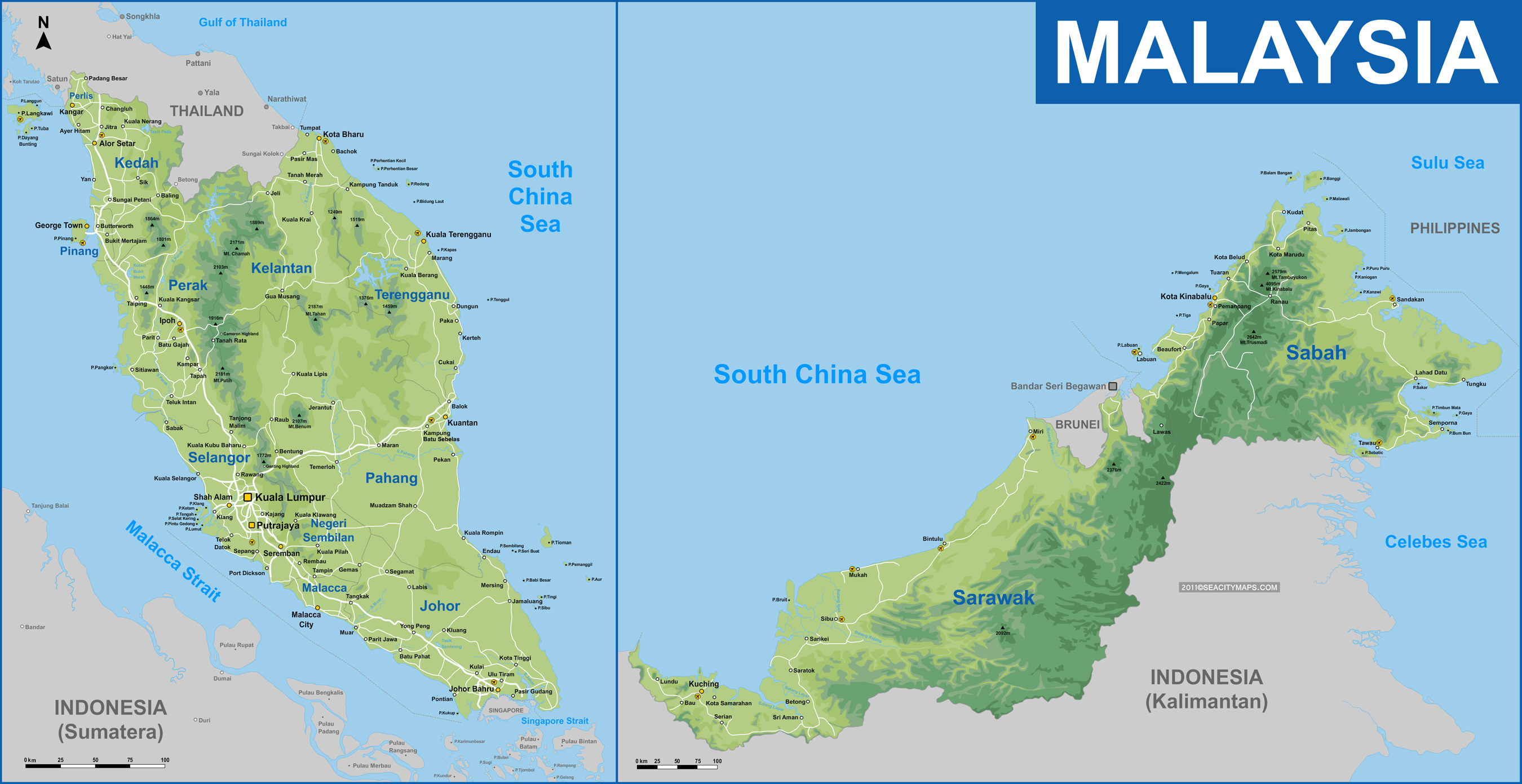 a geography of malyaian The geography of malaysia deals with the physical and human geography of malaysia a southeast asian country there are two major parts to this country penin.
