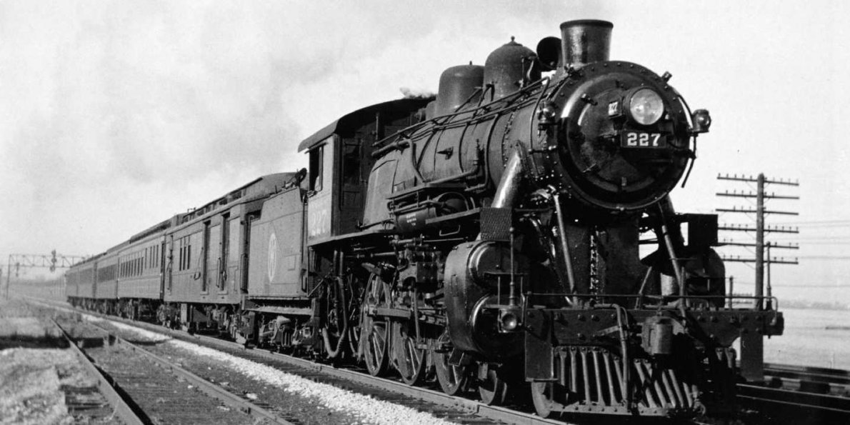 railroad development in america In 1831, the first successful steam railroad running regularly scheduled service in the 11 miles between albany and schenectady (the mohawk and hudson rail road, later to become part of the mighty new york central system.