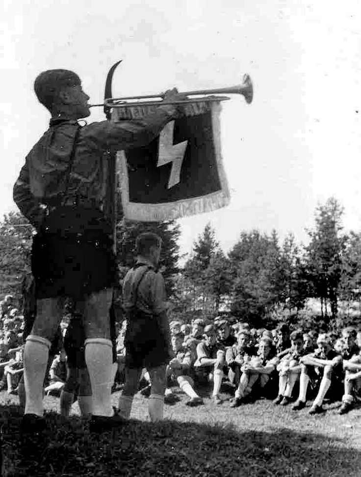 hitler youth Hitler believed german youth to be the future of his third reich the hitler youth (hitler jugend) was formed officially in 1935, and, with the exception of intense nazi indoctrination, was very similar to the boy scouts.