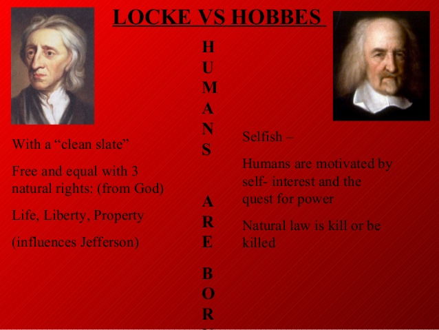 "hobbes vs Hobbes dismisses kant's idea that a covenant formed from self-interest will ultimately be broken by people who seek gains by not following it, or who do not consent to the societal agreements by simply stating, those ""fools"" will have no part in that society."