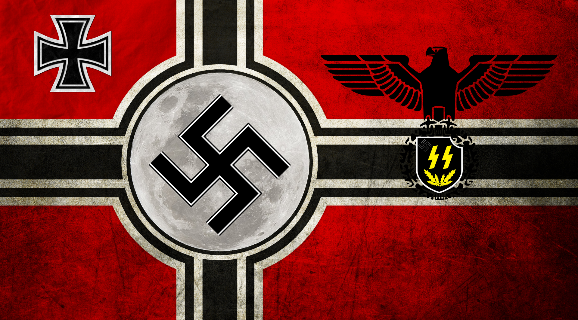Images of Waffen Ss Flag - #rock-cafe