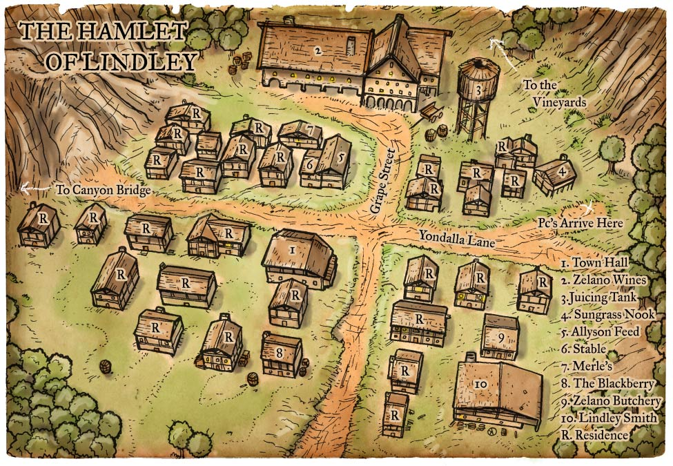 tg/ - Traditional Games » Thread #32531482 Dnd Town Map on