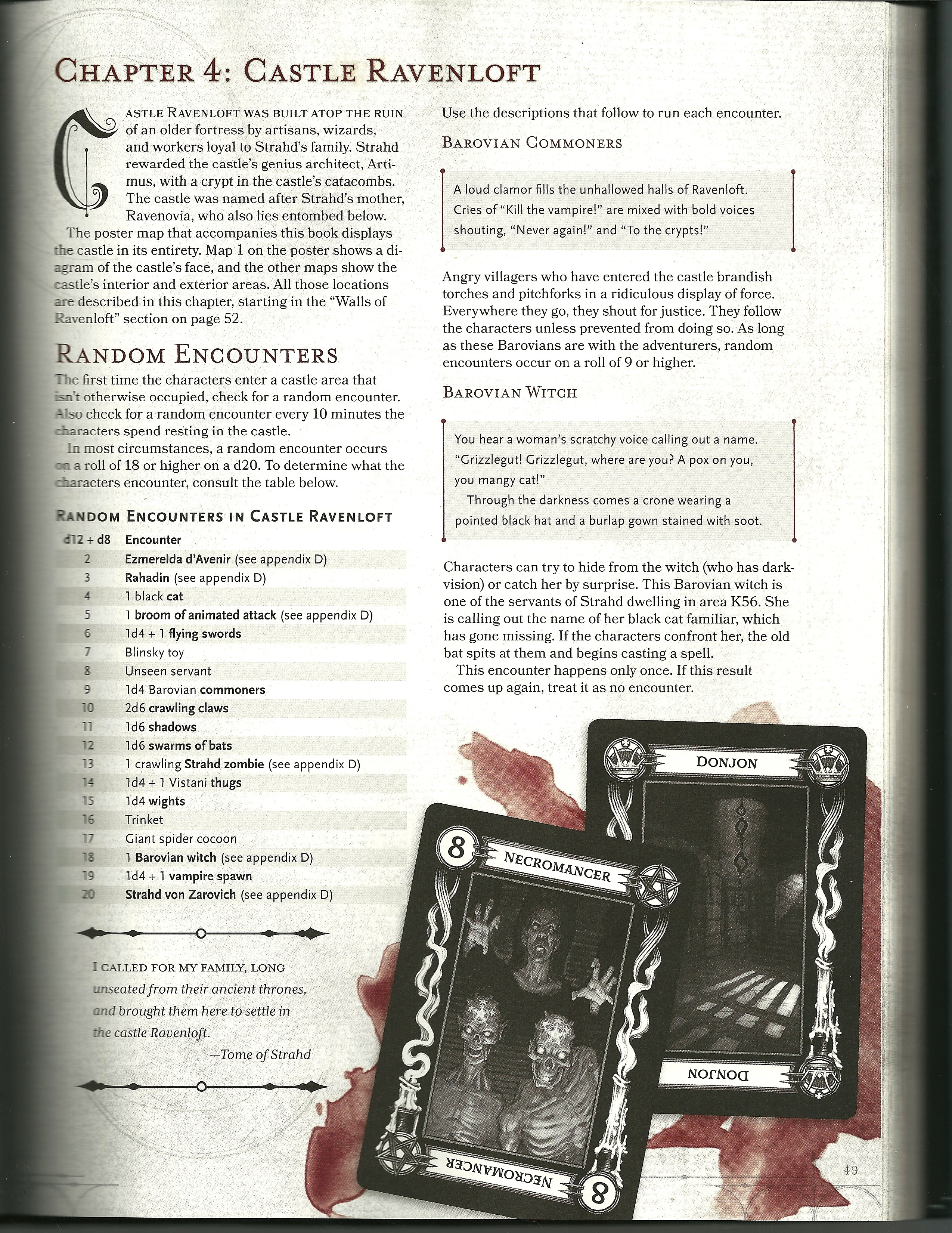 tg/ - Traditional Games » Thread #46032944
