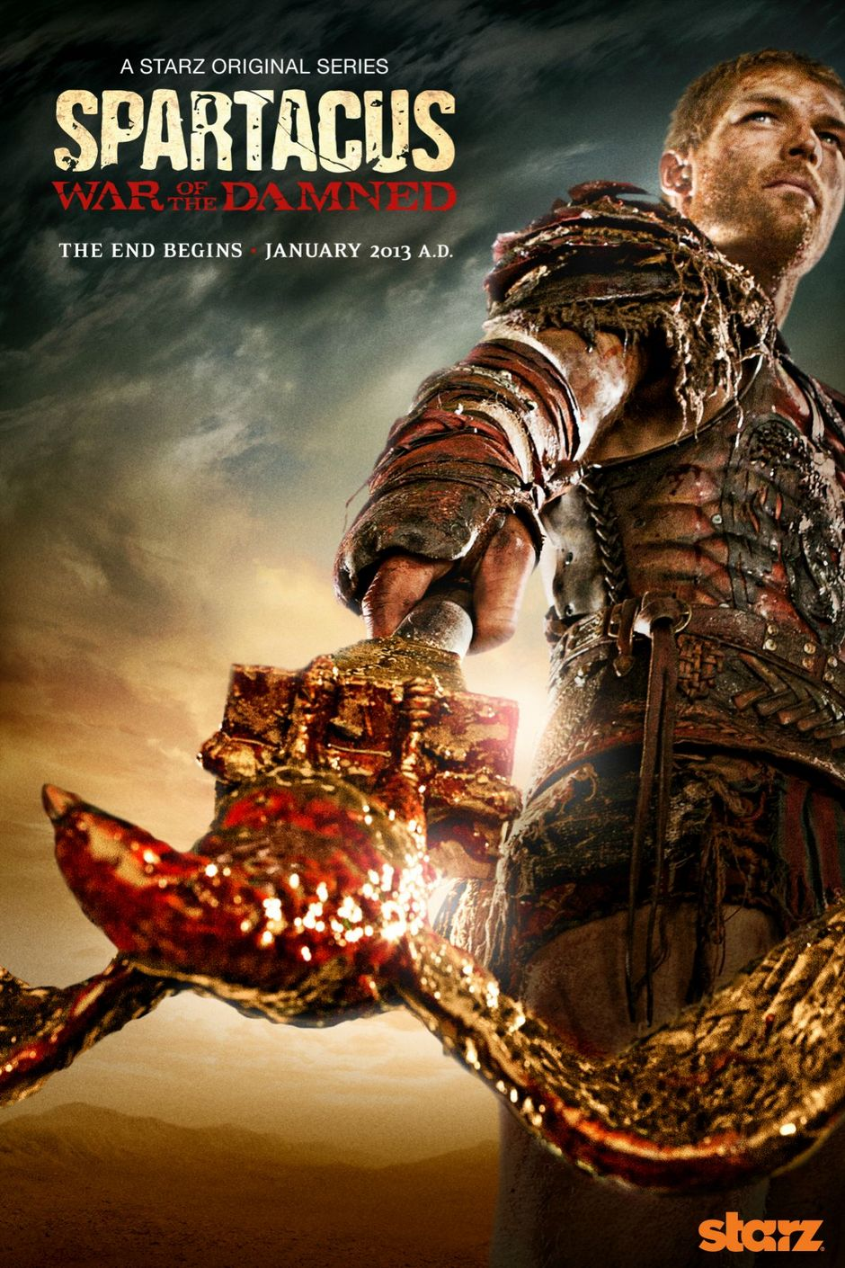 Download spartacus war of the damned.