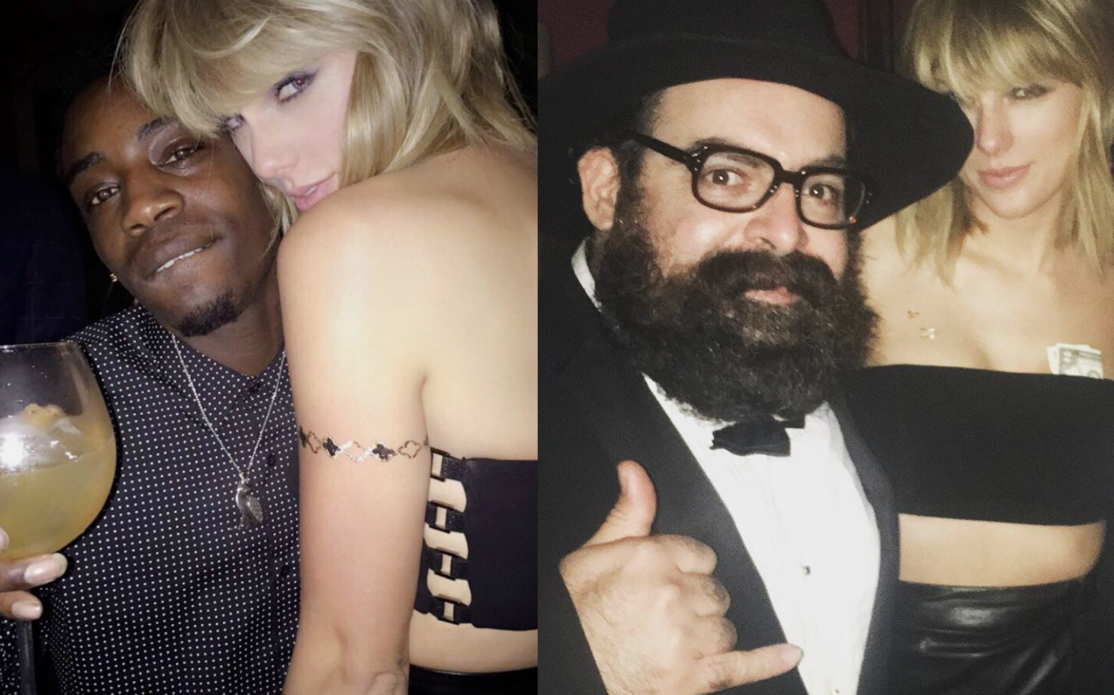 Taylor Swift Black Guys