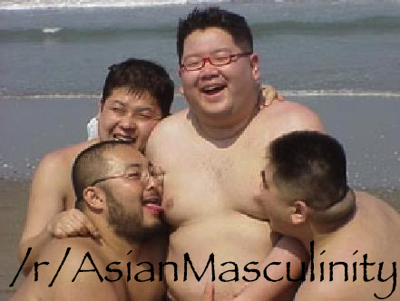 Asian twink and whitey