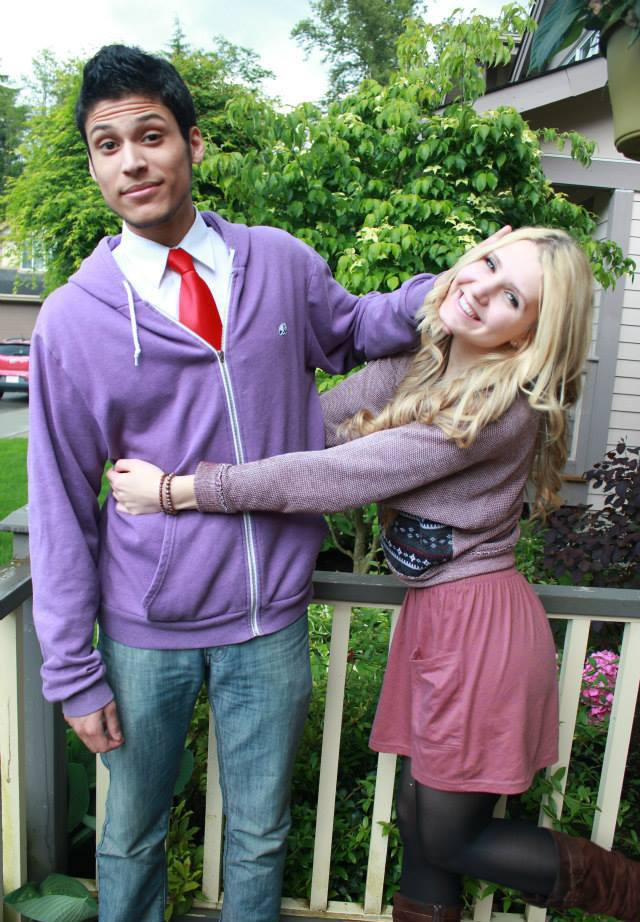 Interracial dating Ungern