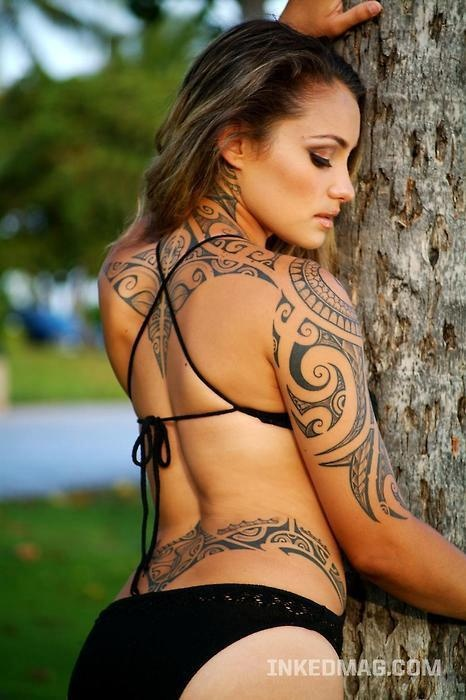 Hot pacific island girls