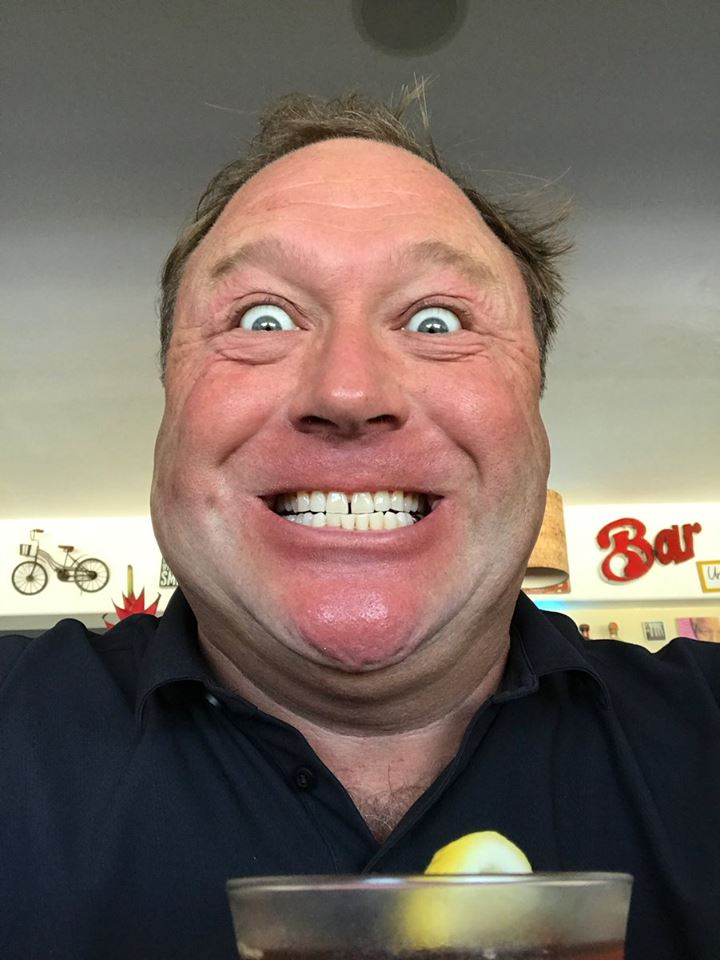 Image result for alex jones nuts