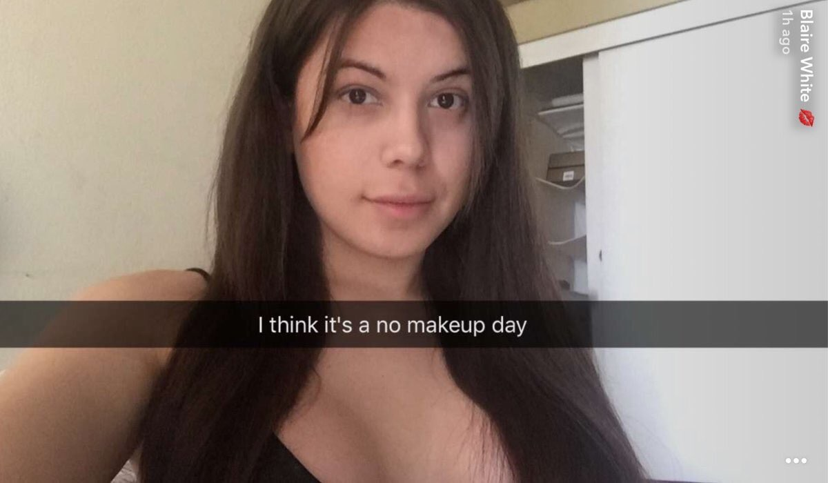 Nude blaire white Search Results