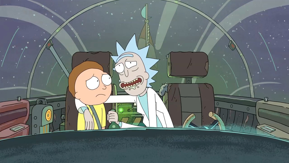 rick and morty s02e04 comedy central