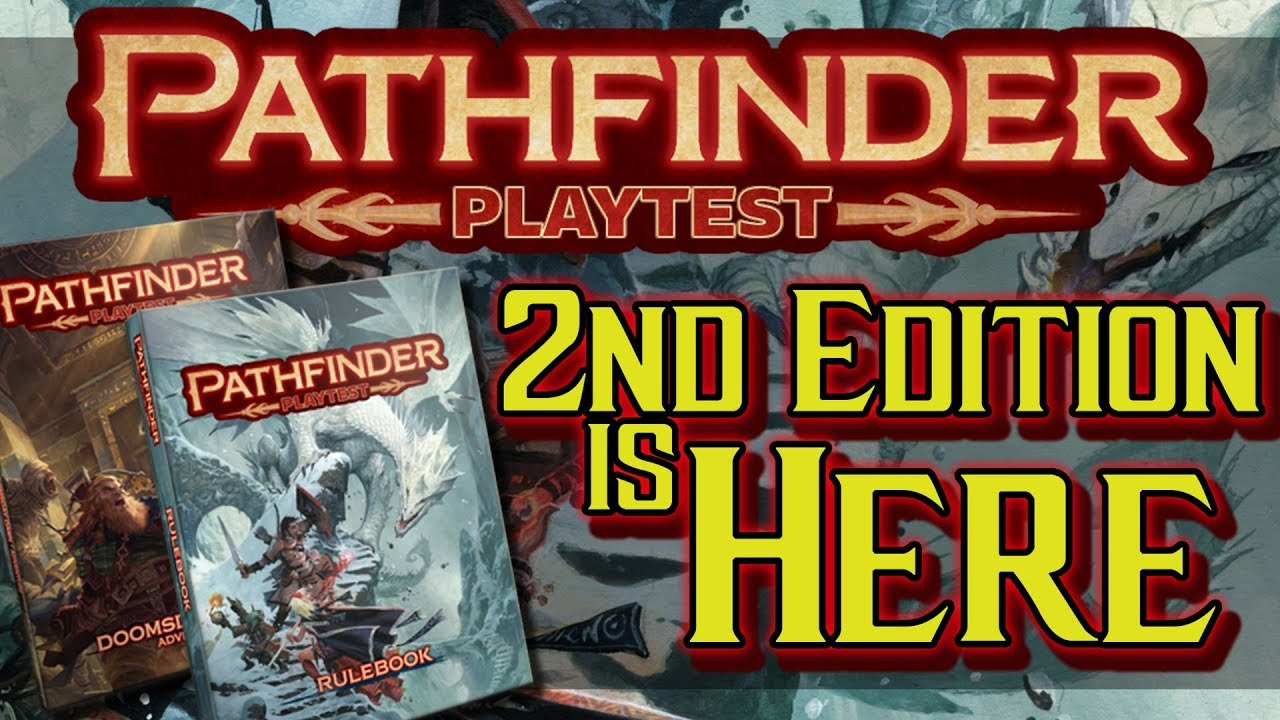 Pathfinder Unchained Pdf 4chan