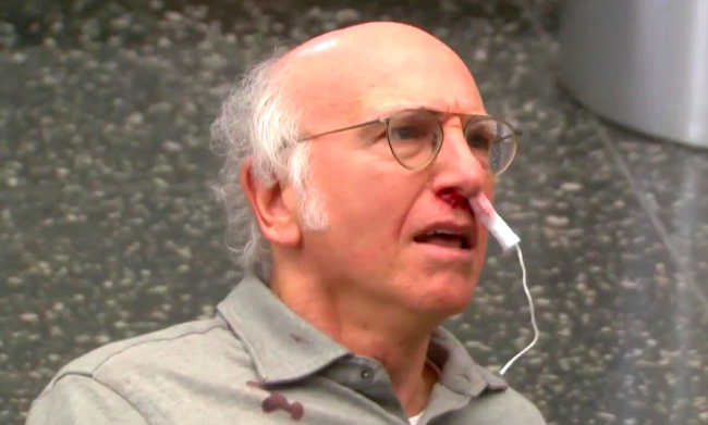 curb your enthusiasm aamco bet