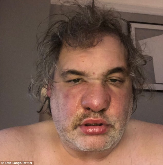 An artie asshole is lange