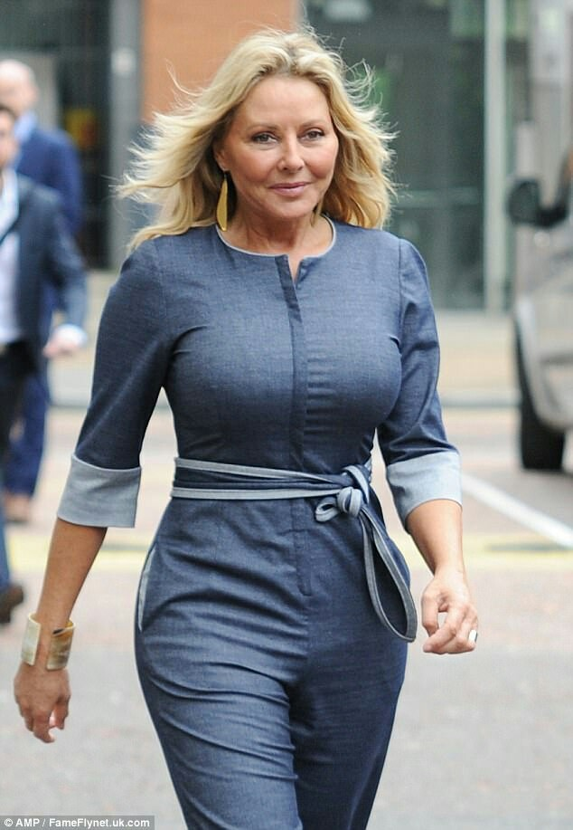Carol vorderman gang bang