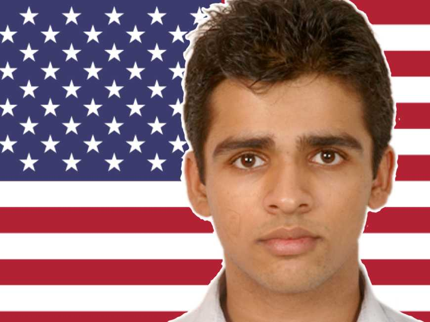 Indian guys in usa