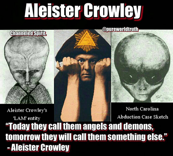 Image result for SEXUALLY TRANSMITTED DEMONS ALEISTER CROWLEY