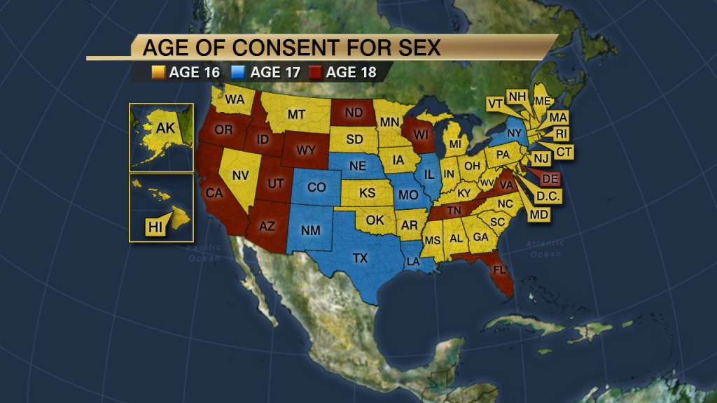 age of consent tennessee